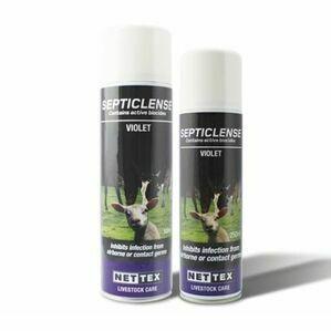 Nettex Septiclense + Violet - 250ml