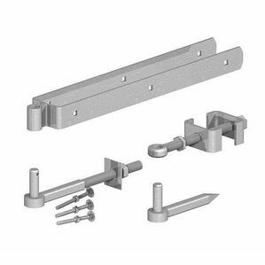 Birkdale Field Gate Adjustable Hinge Set - 0326001