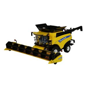 Britains Diecast New Holland Combine Harvester - 43192