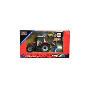 Britains Massey Ferguson 5612 Build Your Farm Set - 43205