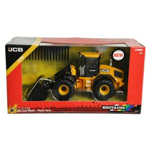 Britains JCB 419S Farm Master Loading Shovel - 43223