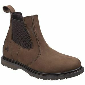 Amblers Aldingham Dealer Boot in Brown