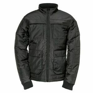Caterpillar Terrain Jacket in Black