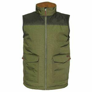 Caterpillar AG Vest Zip Up in Cypress