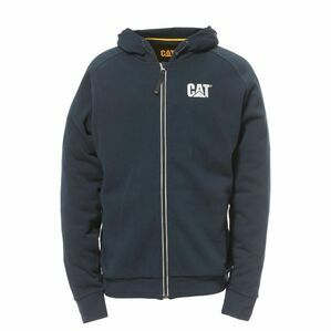Caterpillar Warrior ZIP Sweatshirt in Marine
