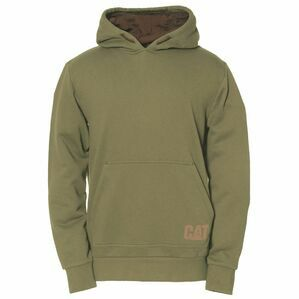 Caterpillar Basic Hoodie in Cypress