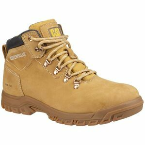 Caterpillar Mae Lace Up Safety Boot in Honey