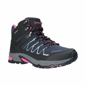 Cotswold Abbeydale Mid Hiker in Navy/Black/Fuchsia