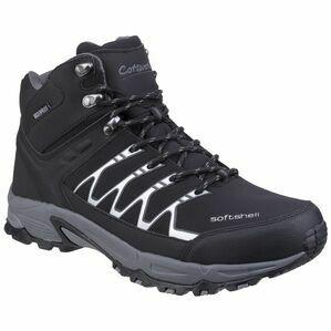 Cotswold Abbeydale Mid Hiker in Black/Grey