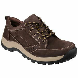 Cotswold Nailsworth Lace Up Shoe in Brown
