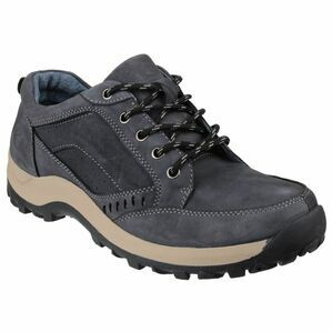 Cotswold Nailsworth Lace Up Shoe in Navy