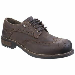 Cotswold Oxford Shoe in Brown