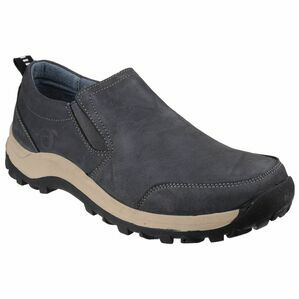 Cotswold Sheepscombe Slip On Shoe in Navy