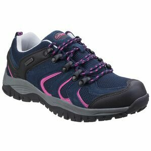 Cotswold Stowell Low Hiking Shoe in Blue