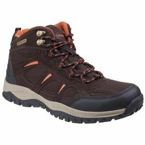 Cotswold Stowell Hiking Boot in Dark Barn