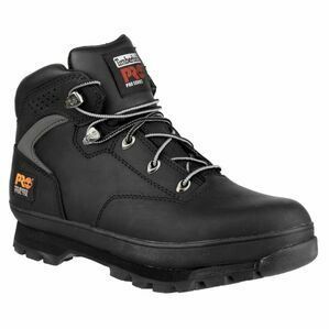 Timberland Pro Euro Hiker Lace Up Safety Boot in Black