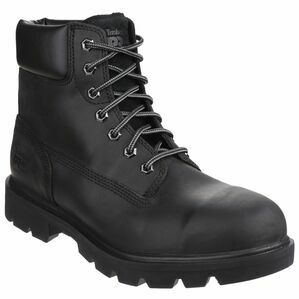 Timberland Pro Sawhorse Lace Up Safety Boot in Black