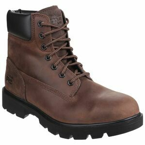 Timberland Pro Sawhorse Lace Up Safety Boot in Brown