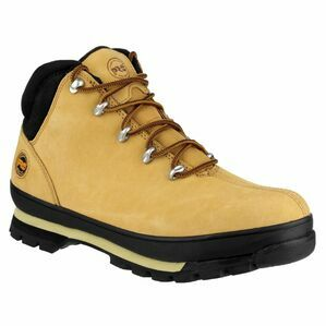 Timberland Pro Splitrock Lace Up Safety Boot in Wheat