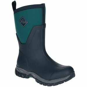 Muck Boots Arctic Sport Mid Wellington Boots in Teal/Navy