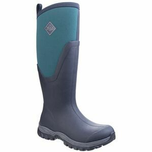 Muck Boots MB Arctic Sport II Tall Wellington Boots in Navy/Spruce