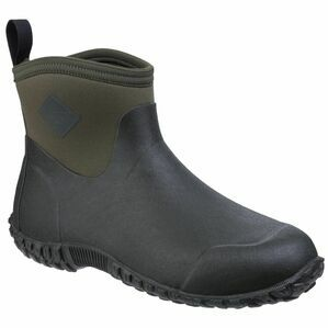 Muck Boots Muckster II Ankle All Purpose Boots in Black/Moss