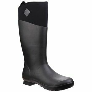 Muck Boots Tremont Tall Waterproof Wellington Boots in Black/Black