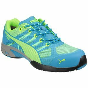 Puma Safety Celerity Knit Ultra Lightweight Trainers in Blue