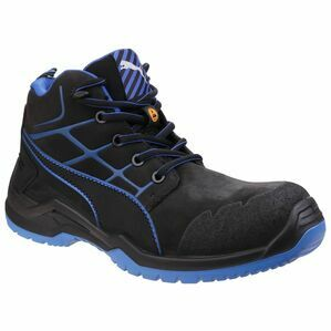 Puma Safety Krypton Lace Up Safety Boots in Blue