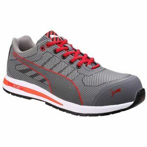 Puma Safety Xelerate Knit Low Safety Trainers in Grey