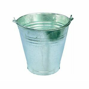 Mitchell Large Galvanised 3 Gallon Bucket - BK36