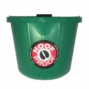 Mitchell Hoof Proof 15L Heavy Duty Bucket - Green