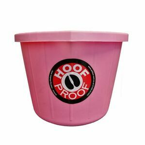 Mitchell 15L Hoof Proof Heavy Duty Bucket - Pink