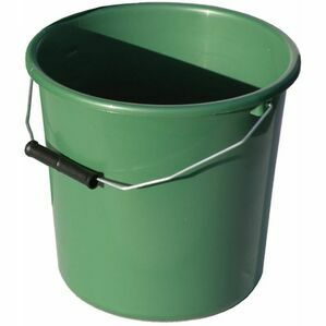 Mitchell 2 Gallon Calf Feeding Bucket - Green
