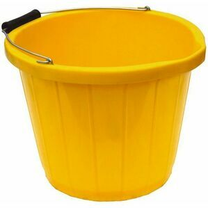 Mitchell 3 Gallon Stadium Bucket - Yellow