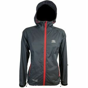 Highlander Stow & Go Packaway Jacket - Charcoal Grey