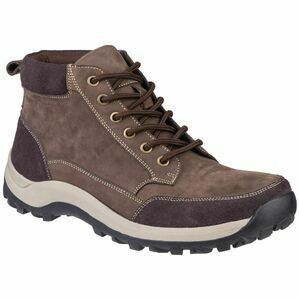 Cotswold Slad Lace Up Boot in Brown