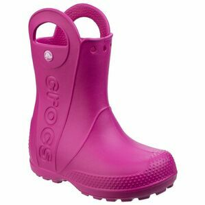 Crocs Handle It Rain Boot in Candy Pink