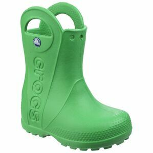 Crocs Handle It Rain Boot in Grass Green