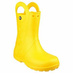 Crocs Handle It Rain Boot in Yellow