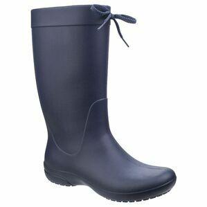 Crocs Freesail Rain Boot in Navy