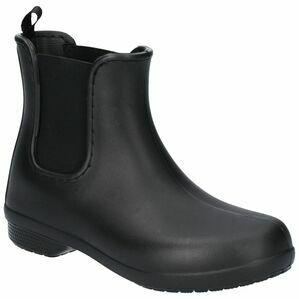 Crocs Freesail Chelsea Boot in Black/Black