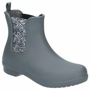 Crocs Freesail Chelsea Boot in Slate Grey/Dots