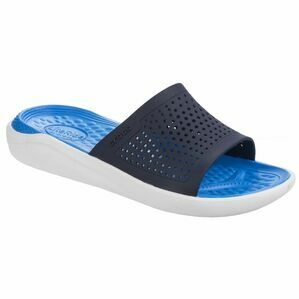 Crocs Literide Clog (Unisex) Slip On in Navy/White