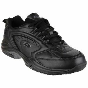 Hi-Tec Blast Lite Lace Up Trainer in Black