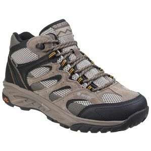 Hi-Tec Wild-Fire Mid I Waterproof Wal in Taupe/Dune/Core Gold