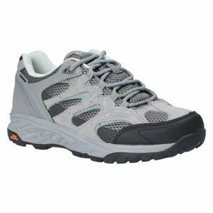 Hi-Tec Wild-Fire Low I Waterproof Wom in Cool Grey/Graphite/Iceberg
