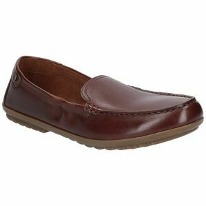 Hush Puppies Aidi Mocc Slip On Shoe in Brown