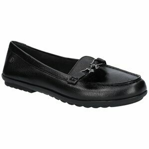 Hush Puppies Aidi Puff Loafer in Black