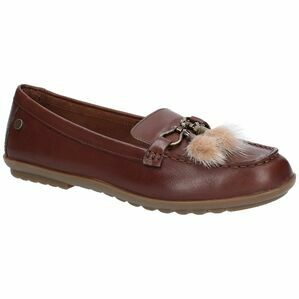 Hush Puppies Aidi Puff Loafer in Brown